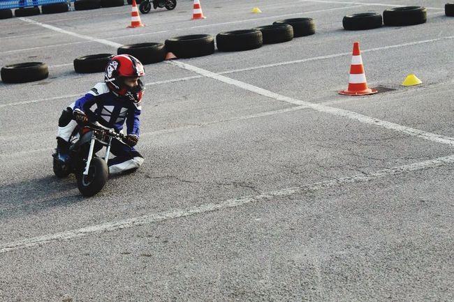 Mini Moto Bambini  Children