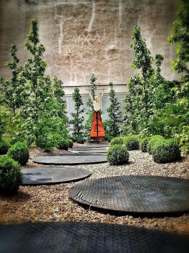 Garden Art Decoration Urban Sculpture
