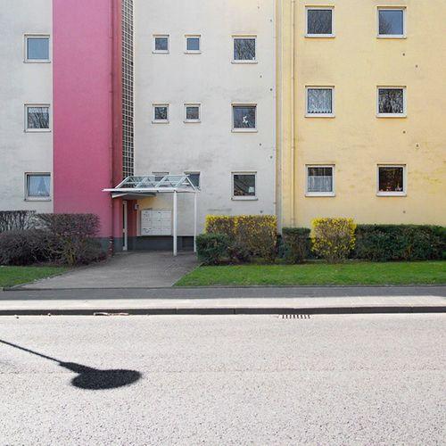 Hagenwestfalen Hagen Westfalen Lampenmittwoch Wohnsiedlung Emst