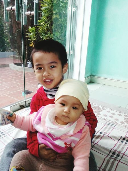 My love Babyhood Smiling Happiness Childhood My Life ❤ My Angels