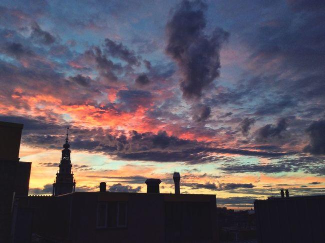 Amsterdam Amsterdamcity Sky And Clouds Skyporn First Eyeem Photo