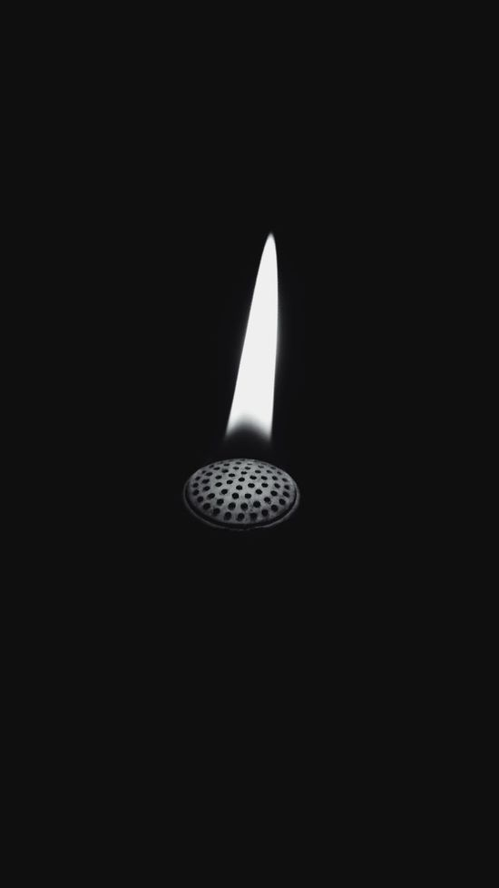 Silence Black Background No People Close-up Black&white Black And White Photography Candle Night MonochromePhotography Monochrome Photograhy
