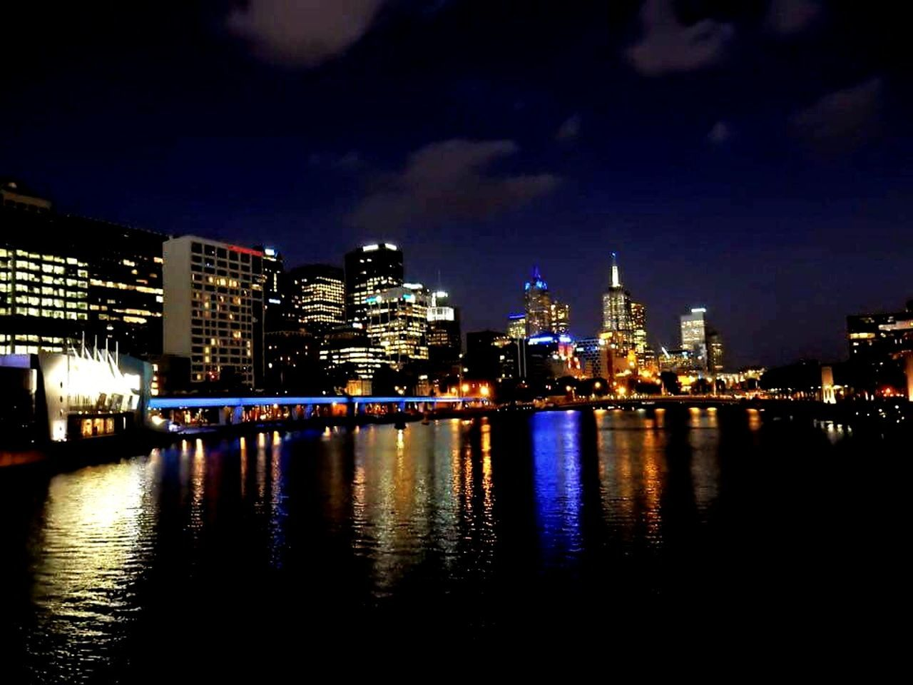 Night City Australia Melbourne Southbank 호주 멜버른 사우스뱅크