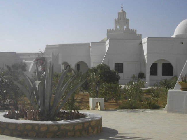 Architecture Building Exterior Built Structure Clear Sky Day Djerba  House Outdoors Plant Sunlight Tunesia Tunesien