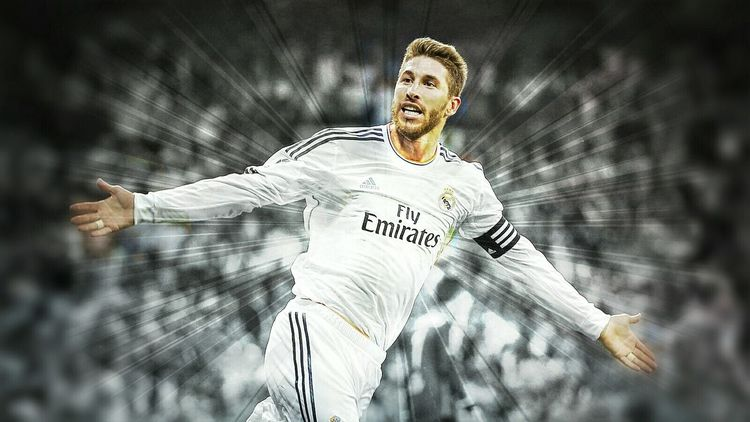 Ramoooos!!! Realmadrid Sergio Ramos  UCL
