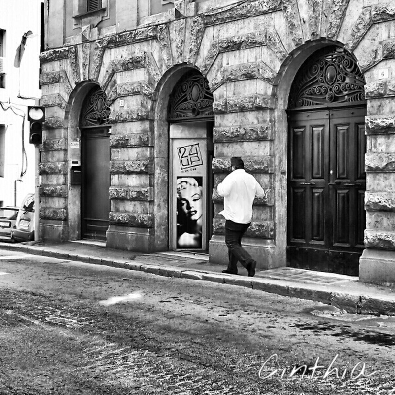 Hanging Out Streetphotography Blackandwhite Taking Photos Italianeography