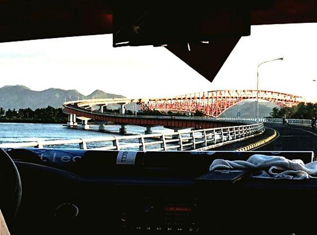 Philippines Sanjuanicobridge Bridgeporn Bridges Roadtrip Structure And Nature