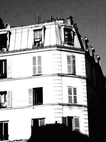 Walking Around Paris Somewhere France Taking Photos Enjoying The View