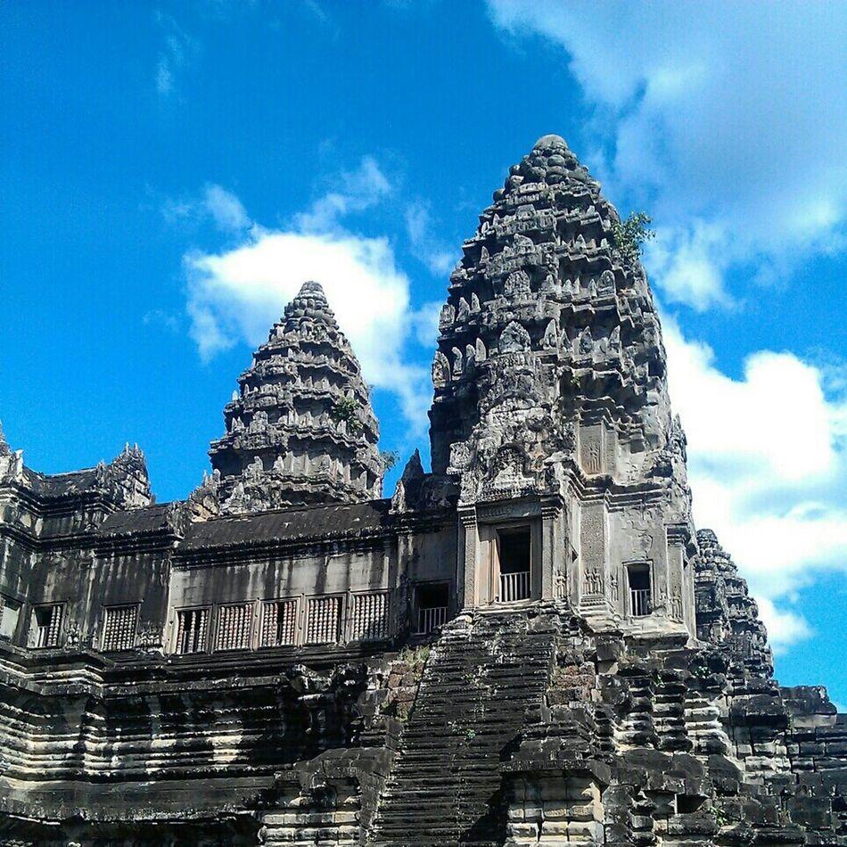 Beautiful stock photos of god, Angkor Wat, Architecture, Building Exterior, Built Structure