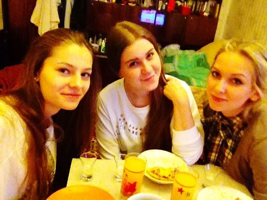 Girls Holiday Vodka Time!!