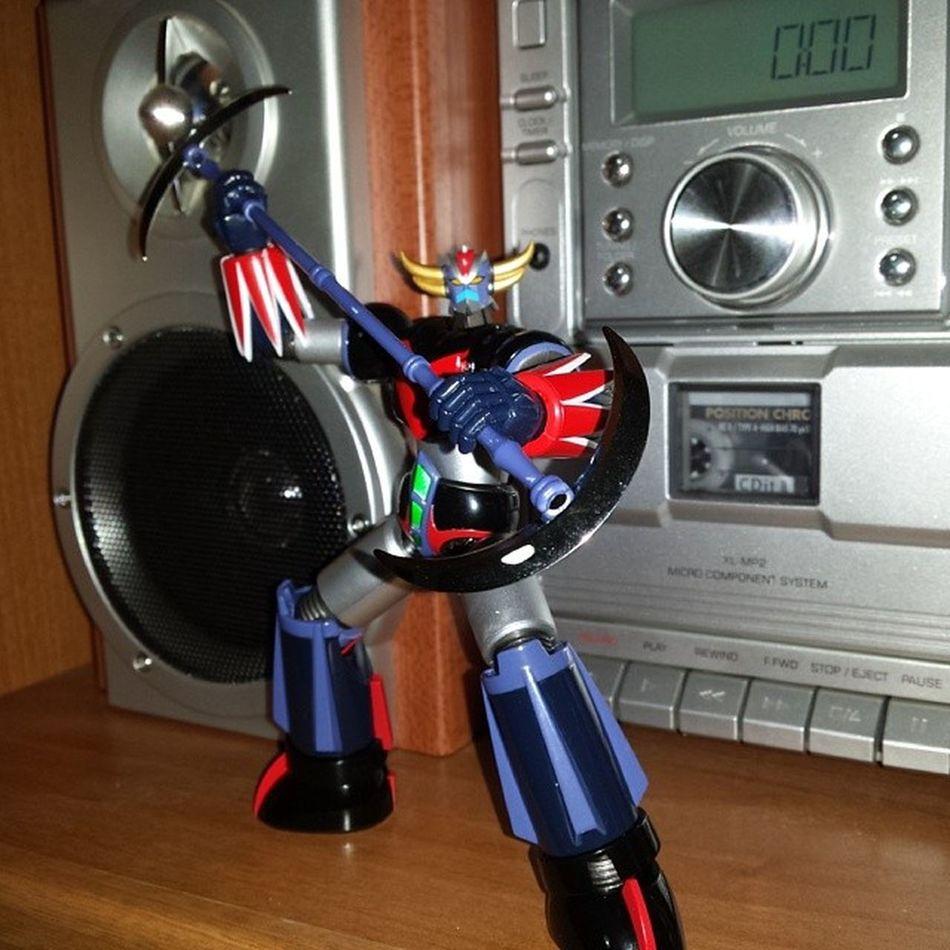 Goldrake Chogokin SRC Action Robot bandai