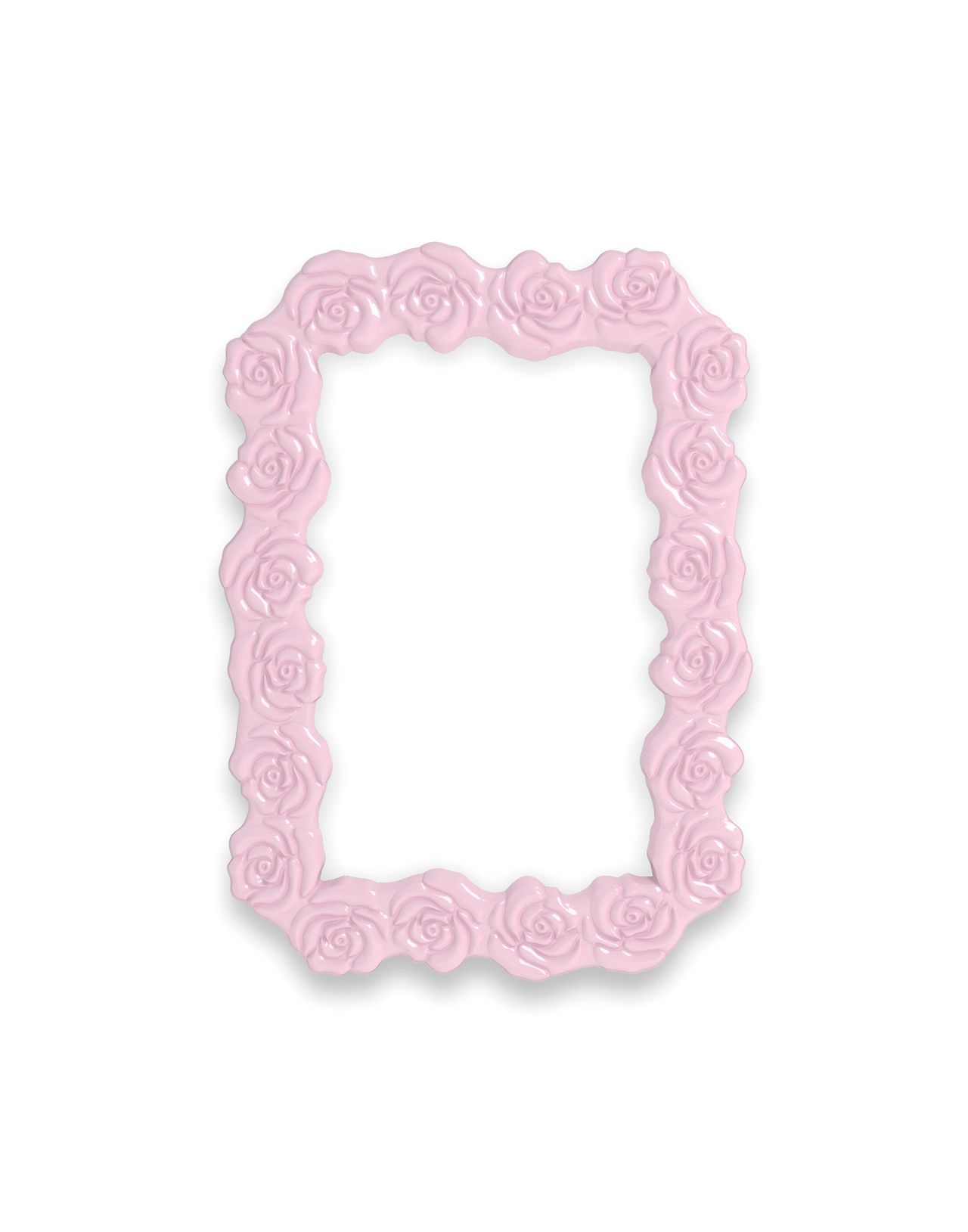 Frame Pink Lilac Plastic Stockphoto Product Photography Blogphotography Printshop Roses Photoframe