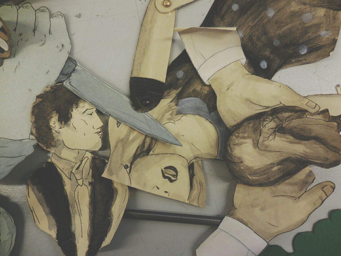 Storybording Lolita! Art Illustration Lolita Vladimirnabokov Storyboarding School