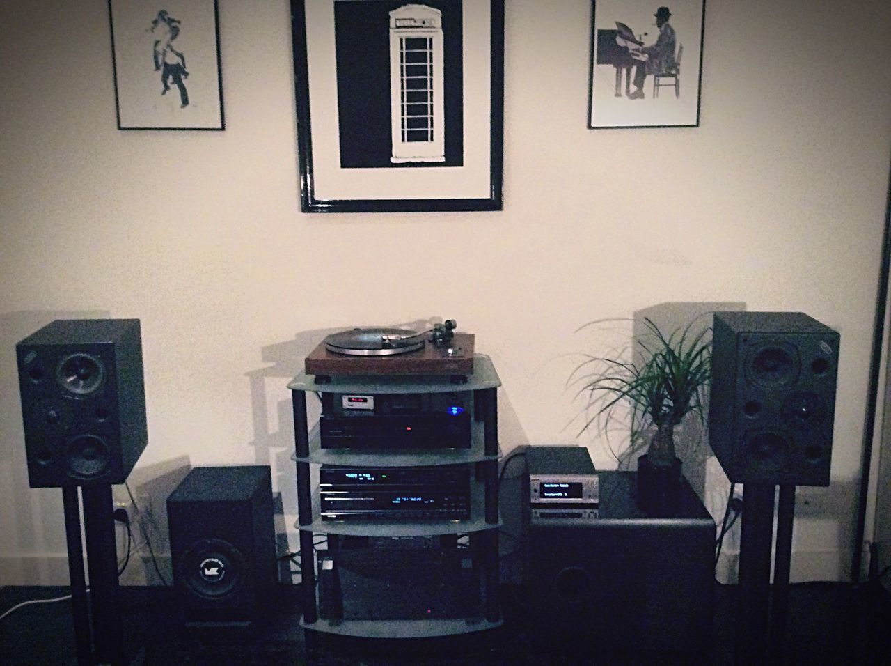 Home stereo Stereo HiFiPhotographia Interior Design Acousticenergy Denon Audio Equipment Audio Nut Photography Fun Audiophile