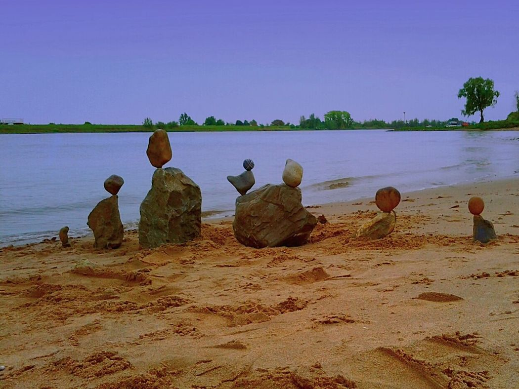My Hobby Rockbalancing My Artwork Live Is A Beach Changing Landscapes