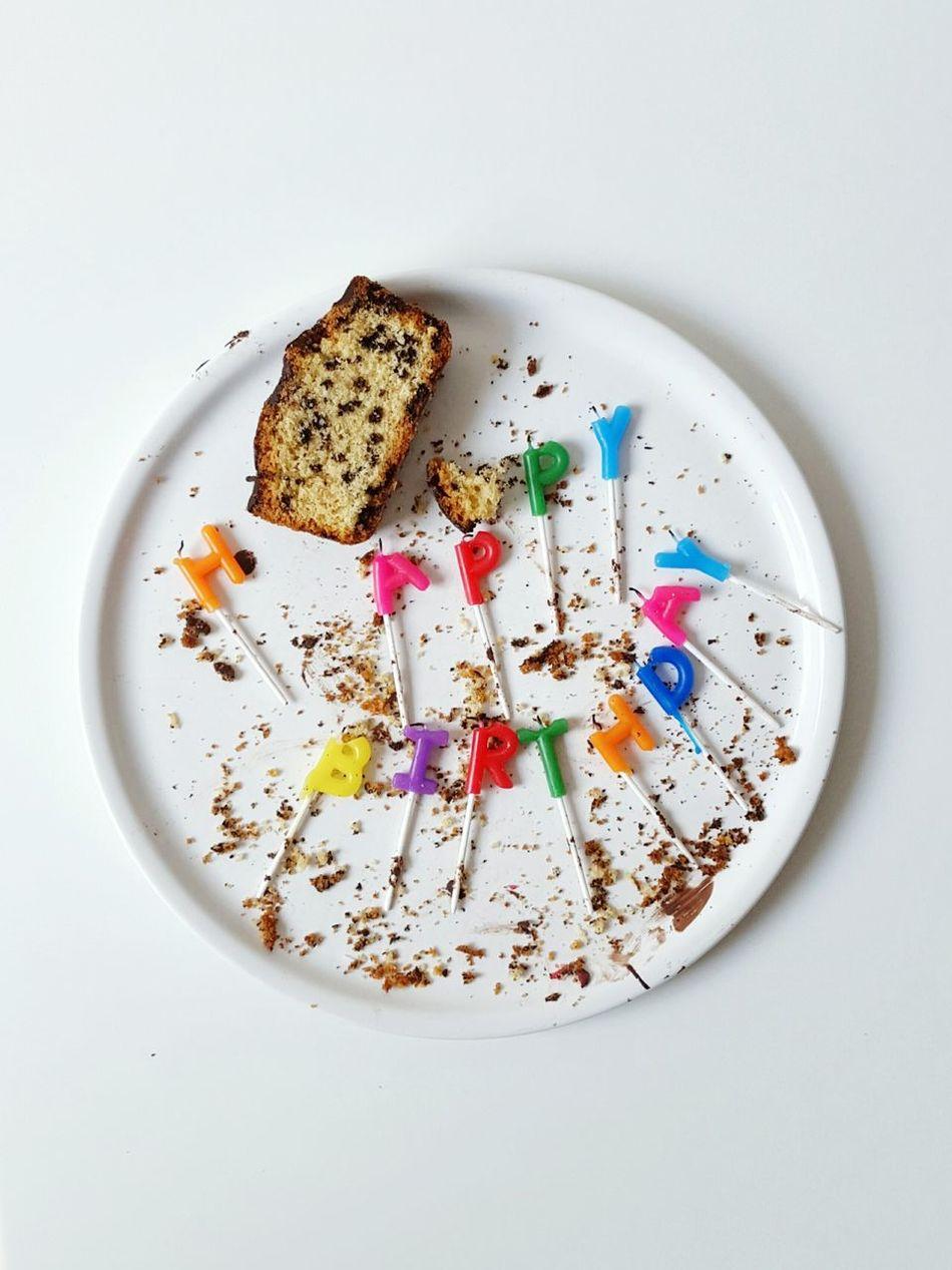 Beautiful stock photos of geburtstagskuchen, Cake, Candle, Close-Up, Colorful