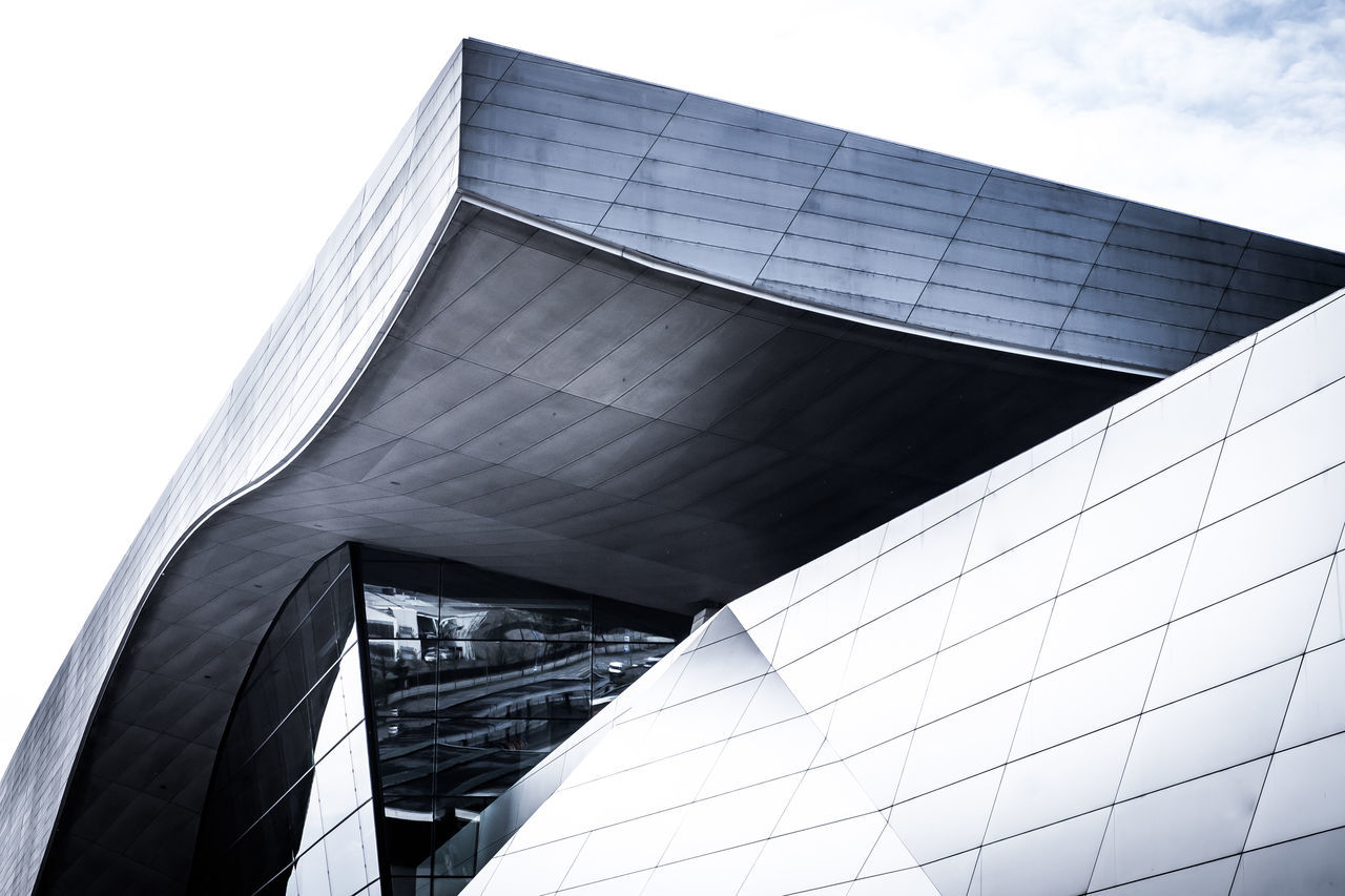 Architecture Building Exterior Built Structure City Day Low Angle View Modern No People Outdoors Sky Travel Travel Destinations