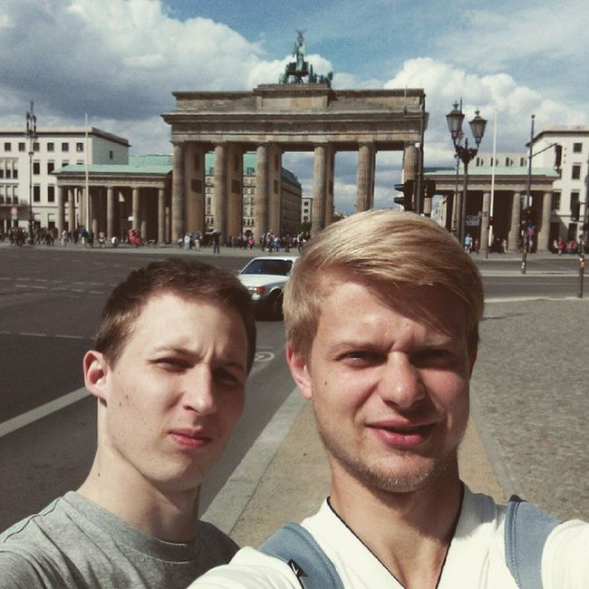 Berlin Branderburgertor Germany
