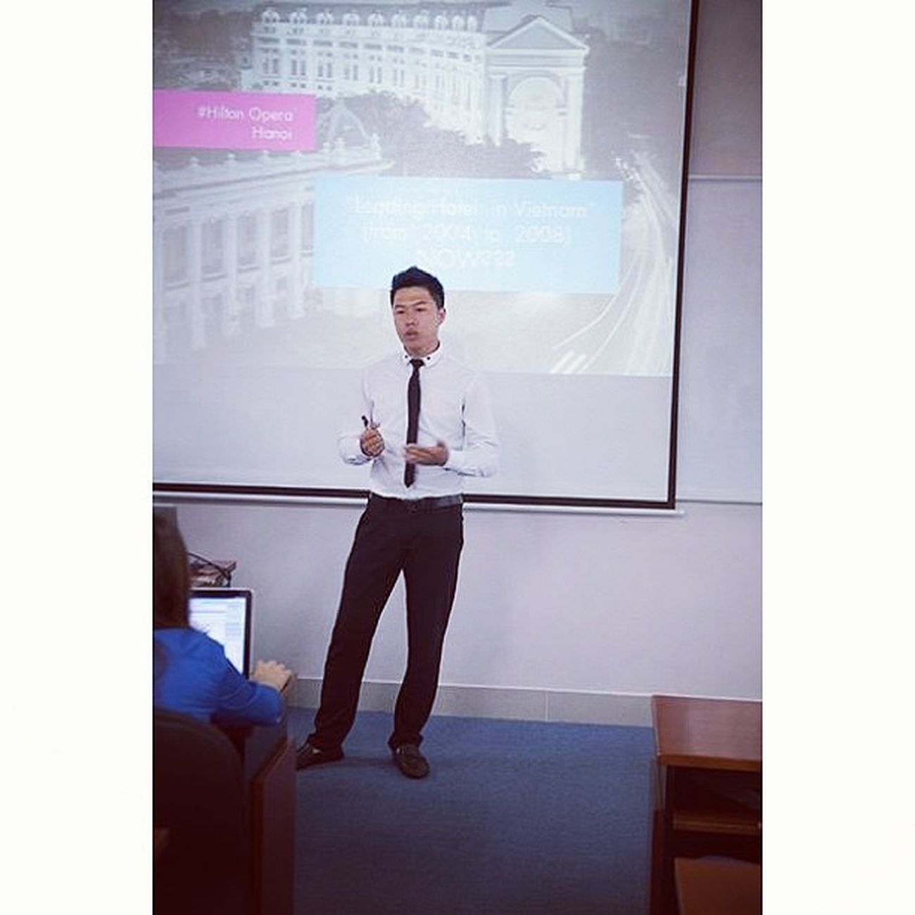 22/8/2013 Lại chém. Thesis Defense Fpt University me presentation