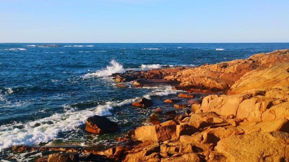 åland  Östersjön Water Sun Splash