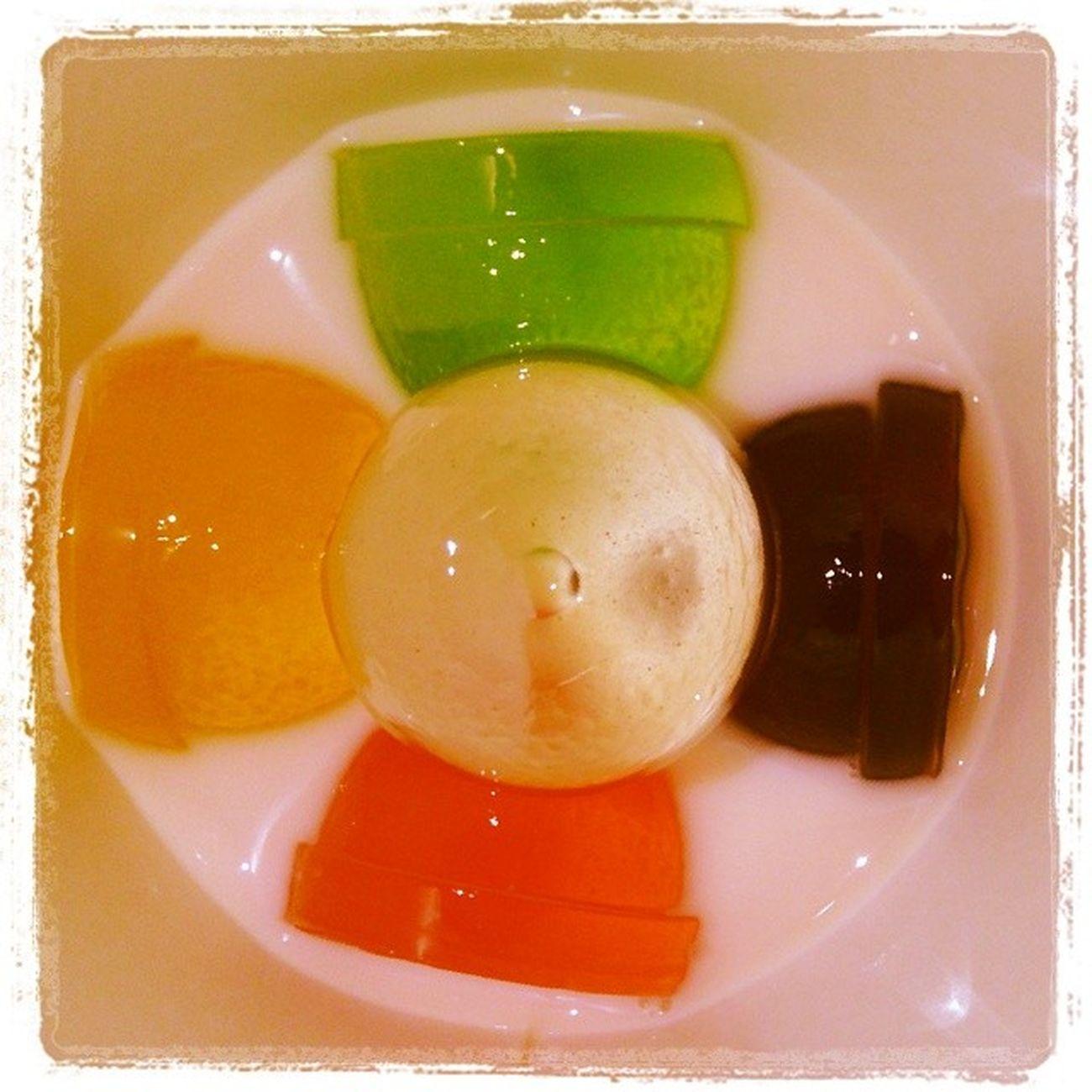 Rainbow Jellies Natadecoco Mixberry yoghurt @sevintia0520 @dhora1812 @fspamela @fukkipyon ;))