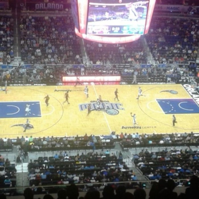 Orlandomagic Silverseason 25years AmwayCenter  familyvacation visitorlando dec13 travellovers basketball basketballjones