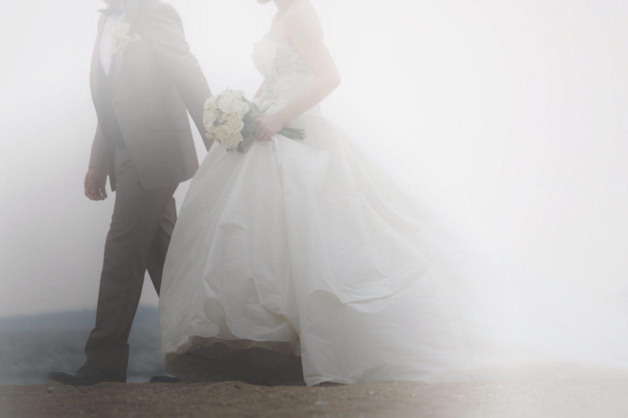 Beautiful stock photos of romantic, Adult, Bonding, Bouquet, Bride