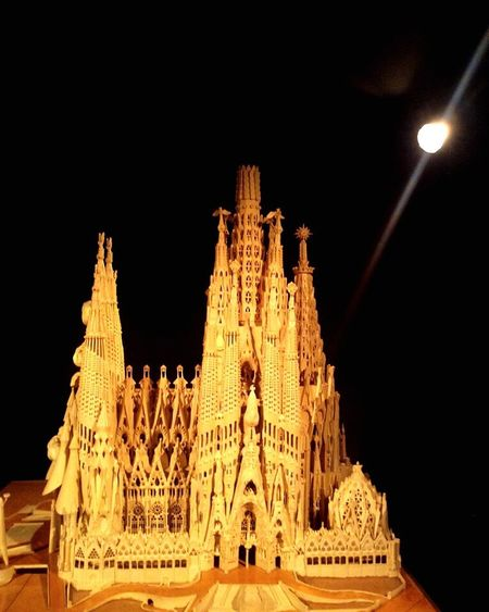 Wonderful architecture at Catalunya Place Of Worship Architecture Sculpture Architectural Feature