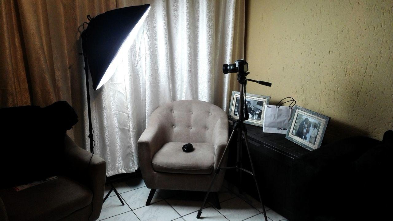 My liltle family studio. Johannesburg Sofa Studio Shot Studio Lights Studio Shoot Home