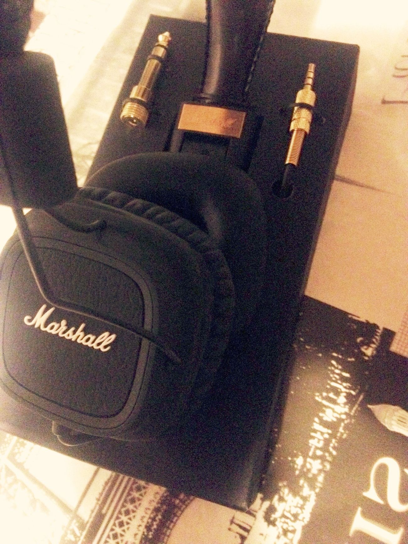 Listening To Music Sales Marshall My new Major, Marshall ??? Enjoying Life