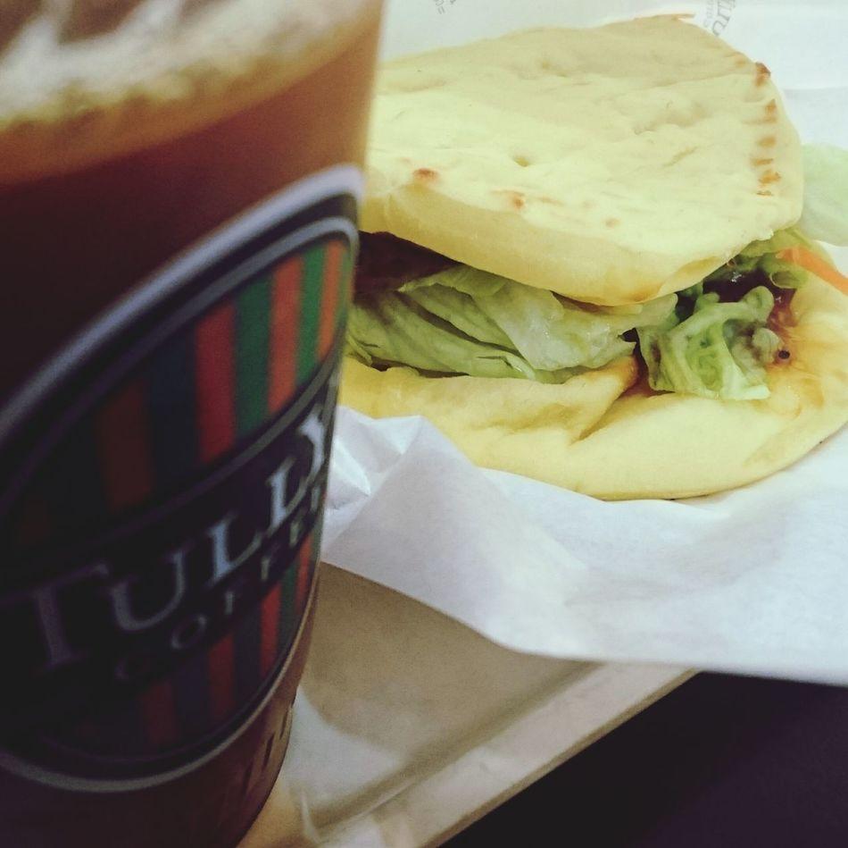 食べもの Food Foods Food And Drink Caffee Caffè Caffee☕ Tully's Coffee タリーズコーヒー タリーズ Tully's コーヒー 珈琲 Pizza🍕 Pizza Coffee Cafe
