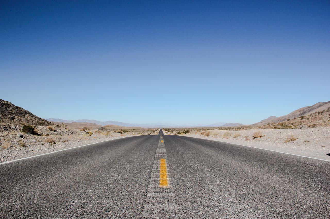 Beautiful stock photos of environment, road, the way forward, road marking, transportation