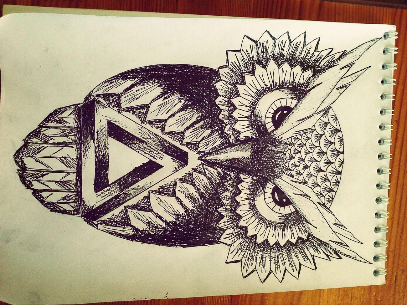 My owl..