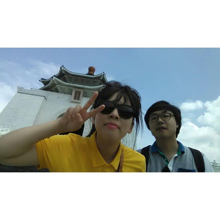 Taiwan 여행 여름 커플