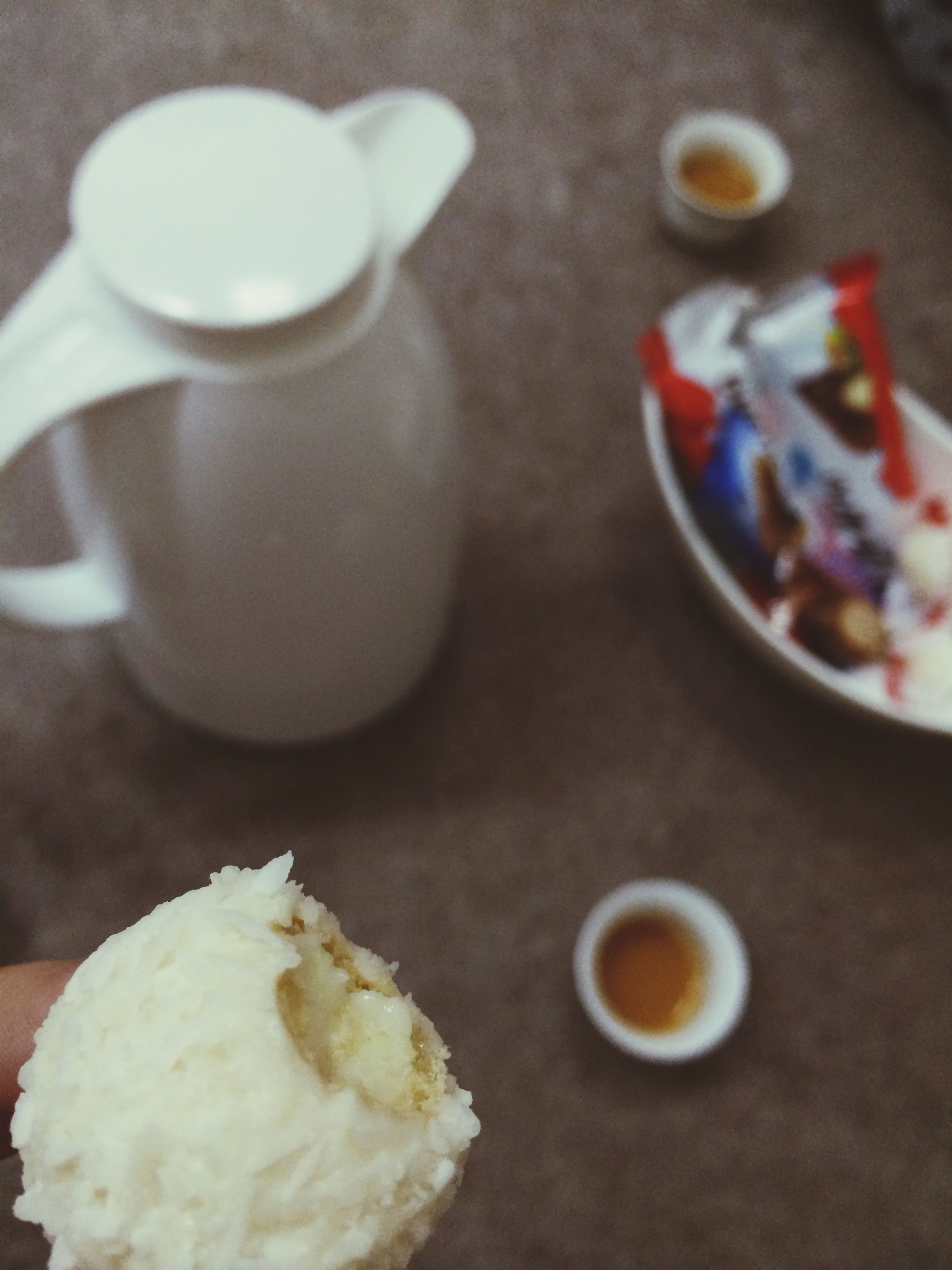 food and drink, indoors, food, freshness, still life, table, sweet food, ready-to-eat, plate, indulgence, dessert, refreshment, coffee cup, drink, breakfast, close-up, healthy eating, high angle view, cake