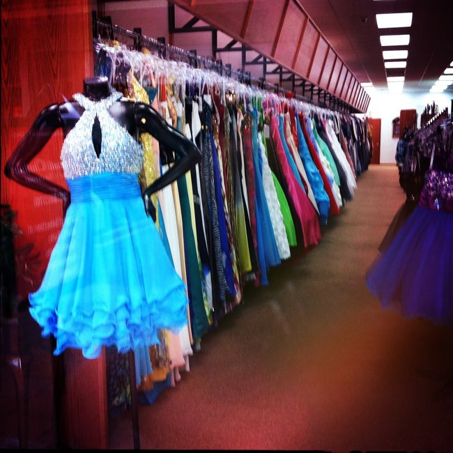 Dress Fashion Tacky Prom Dresses Clothing Clothes Mannequin Gown Shop