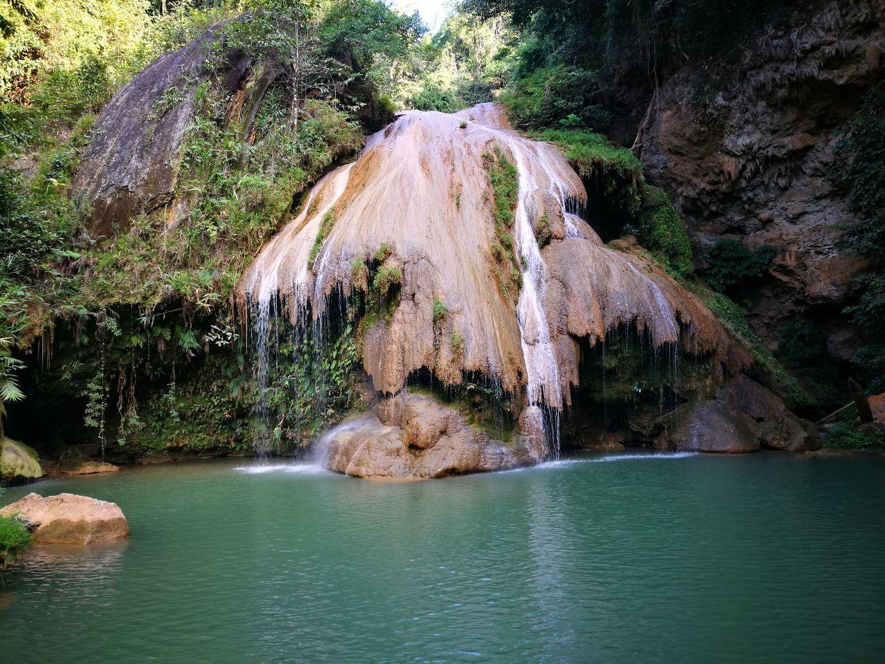 Water Nature Waterfalls💦 WaterfallInTheMountains Waterfall_collection waterfall #water #landscape nature beautiful