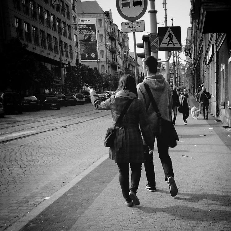 Street Photography Street Street B+W