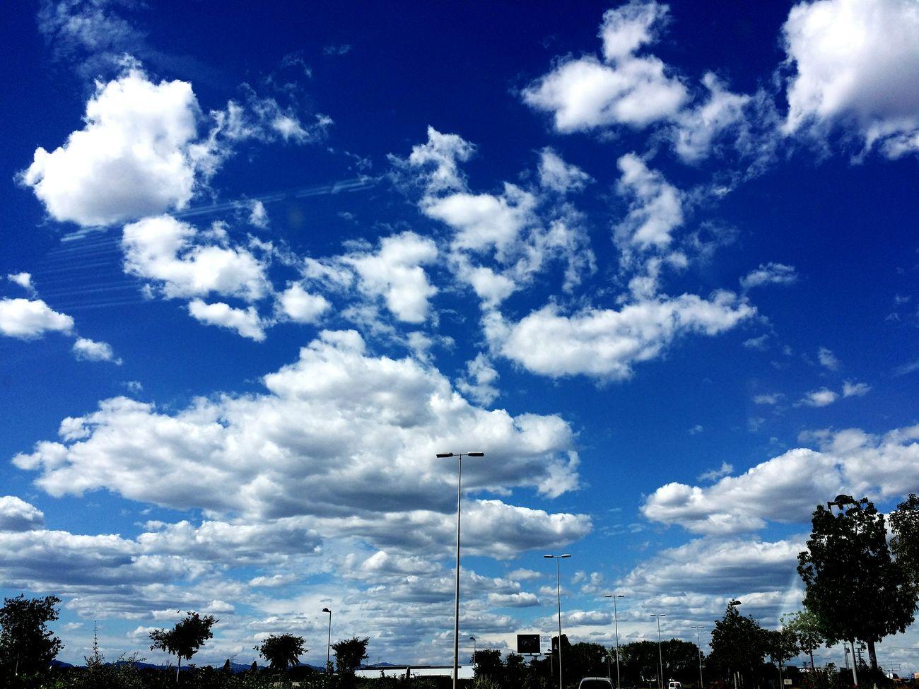 Sky Blue Cloud - Sky Cloud Tranquility Tranquil Scene Azul Como El Mar Azul... EyeEm Eyeemphotography EyeEm España Meencanta Obsesion Cielo Y Nubes  EyeEm Colour