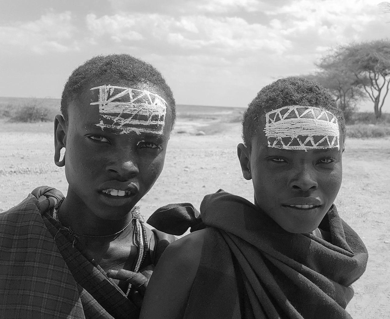 Serengeti National Park Masai Mara Sisters