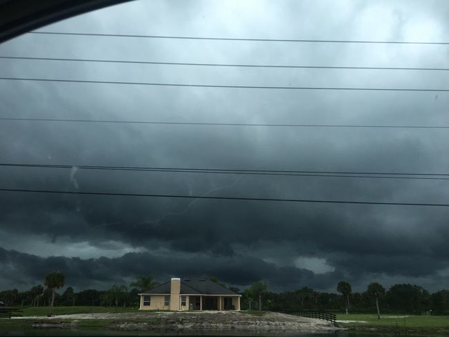 FL TS on the way Tropical Storm Clouds Florida Skies Storm Clouds