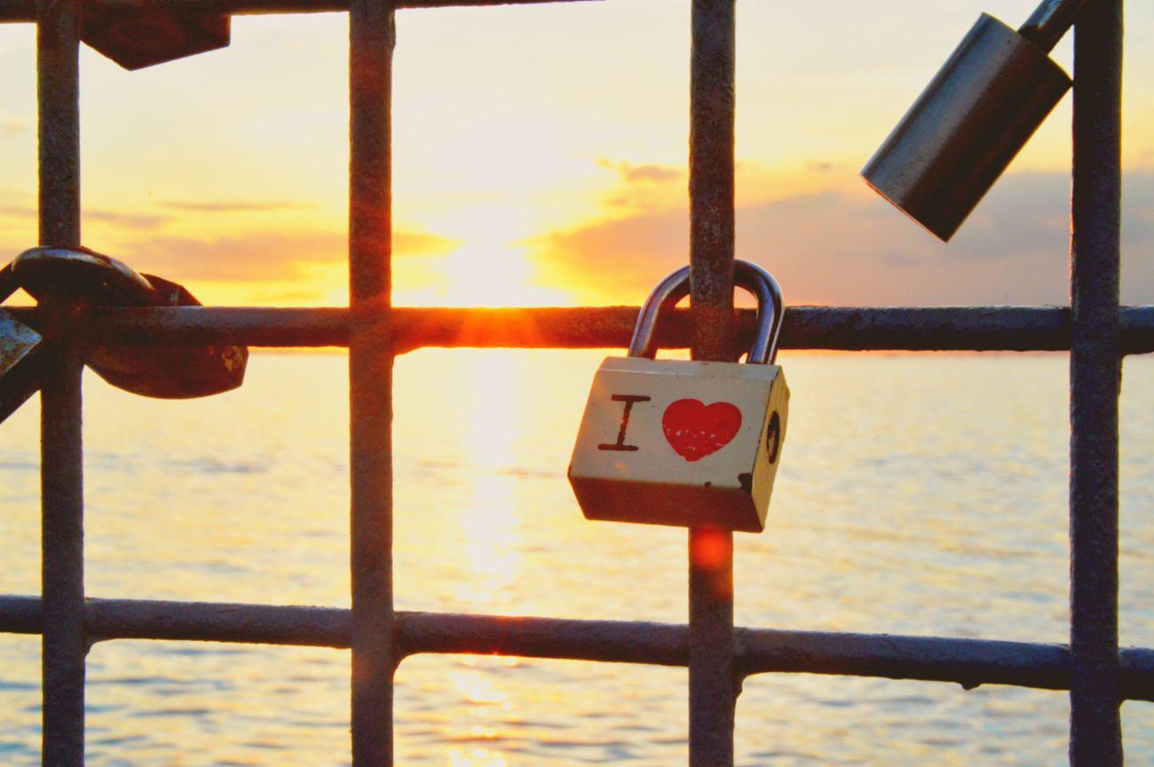 Love Lock Love Locks Bridge Padlock Love Attached Romance ❤✨✨ Romantic❤ Romance Of Nature Relationship