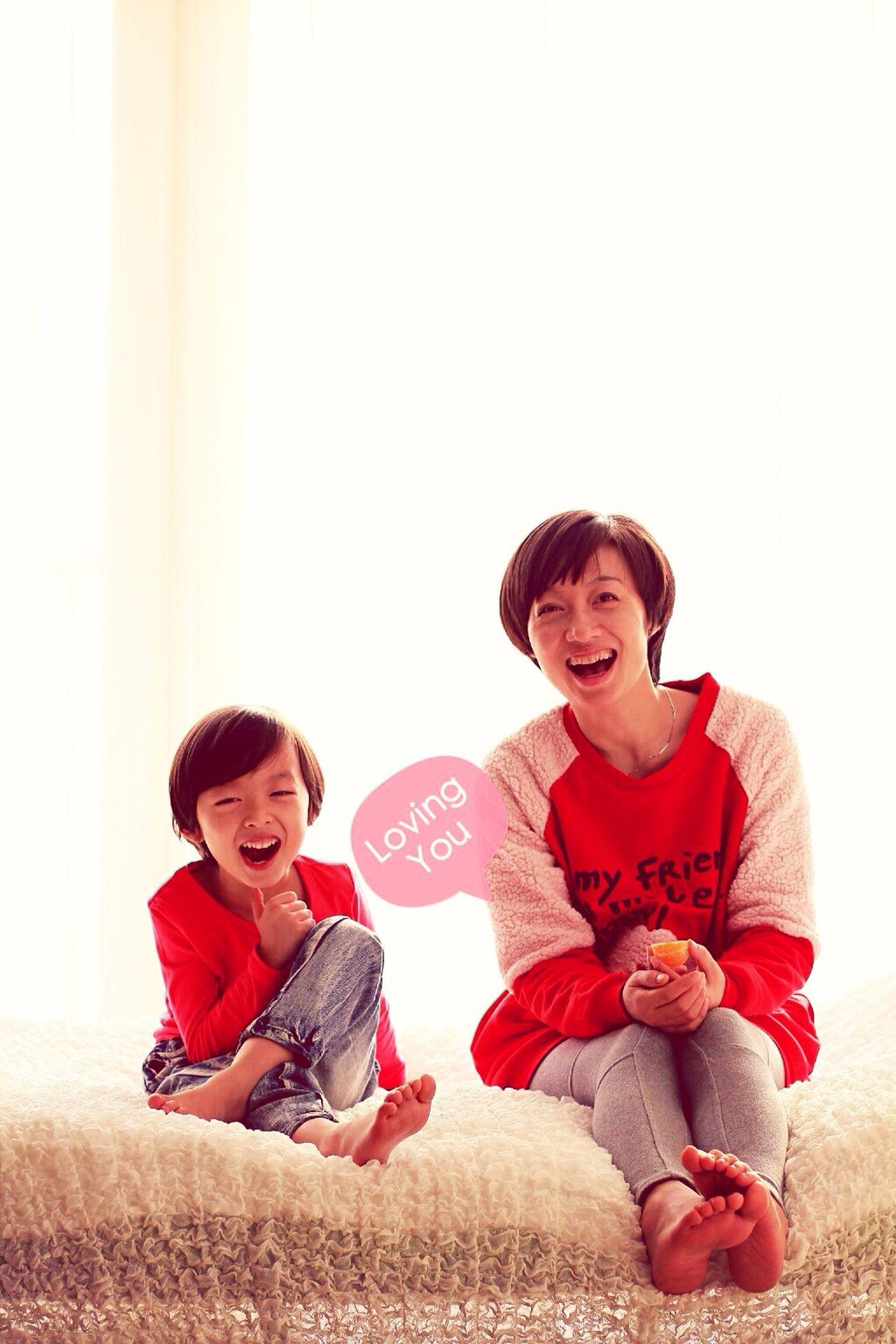 JQ & Mom
