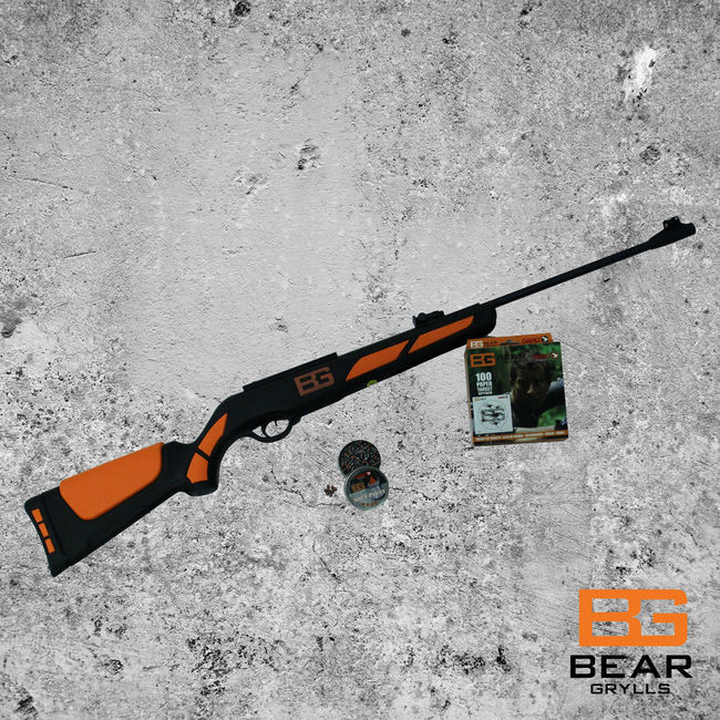 This is the Bear Grylls Gamo rifle, limited edition. Adventure Advertising Beargrylls Gun Gunporn Guns Limitededition Love Metal Orange Outdoors Passion Photo Photography Photoshop Protection Rifle Safety Shooting Single Object Sport Sportgun Weapon