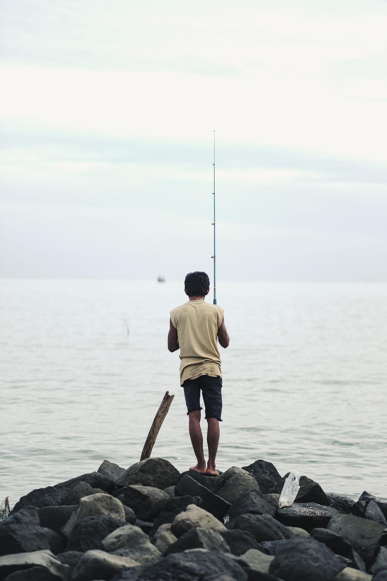 Beautiful stock photos of angeln,  Day,  Fishing,  Fishing Equipment,  Fishing Pole
