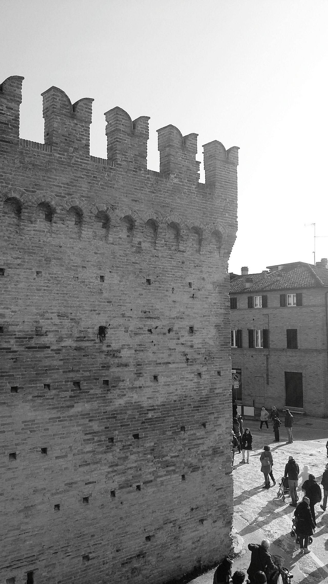 Castel Castle Fano Italy Italia Castle View  Castello Ghibellini Castle Ruins Castle Tower Mura Roman The City Light EyeEmNewHere