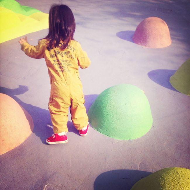 Enjoying Life Girl Colors Holiday