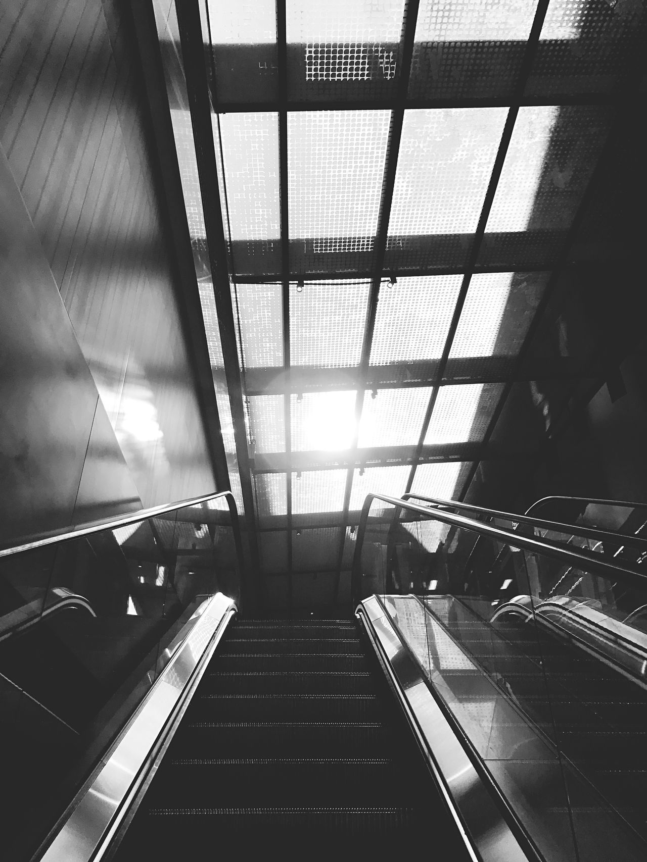 Escalator Sky Light
