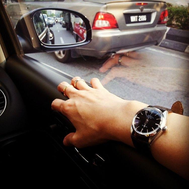 #instadaily #wristporn #carporn