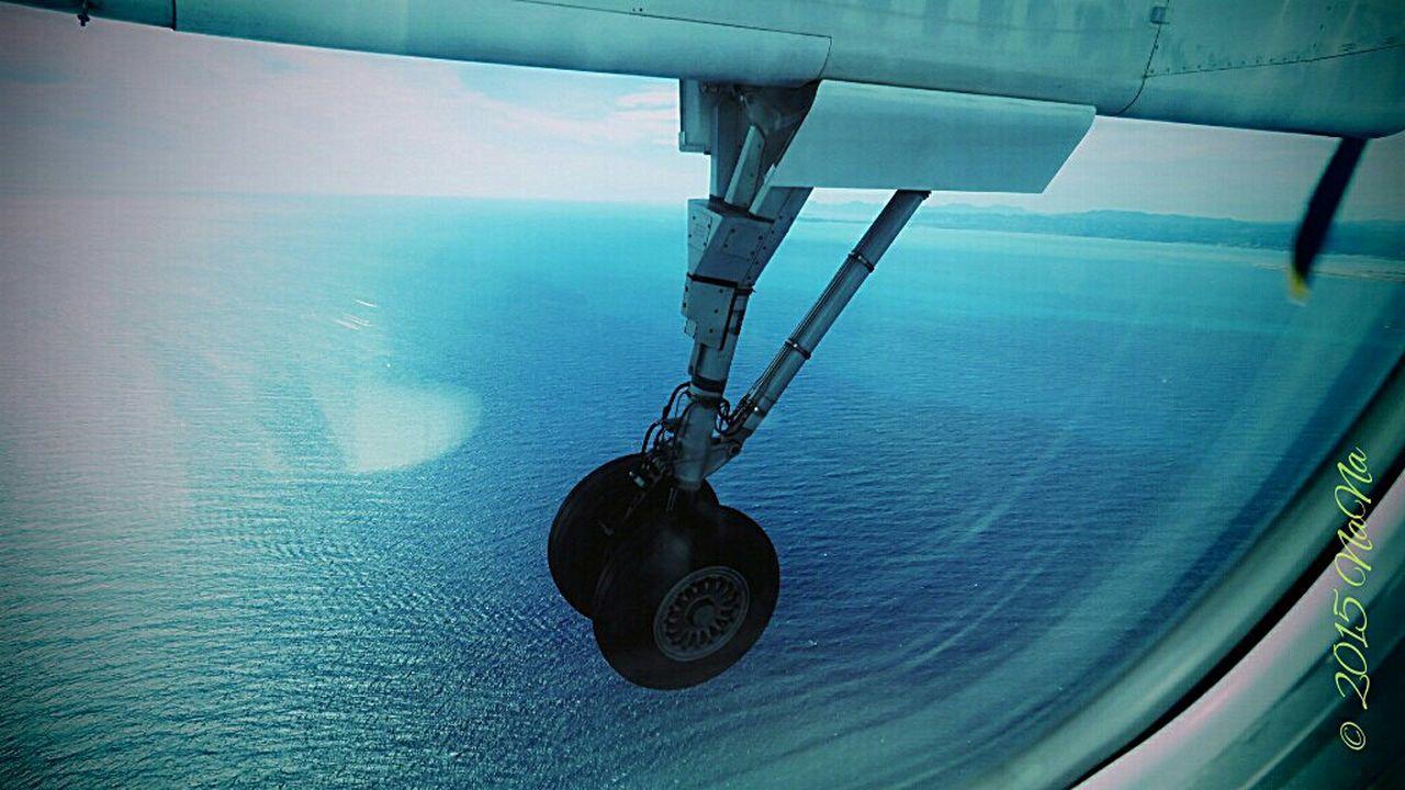 Landing In A Few Min